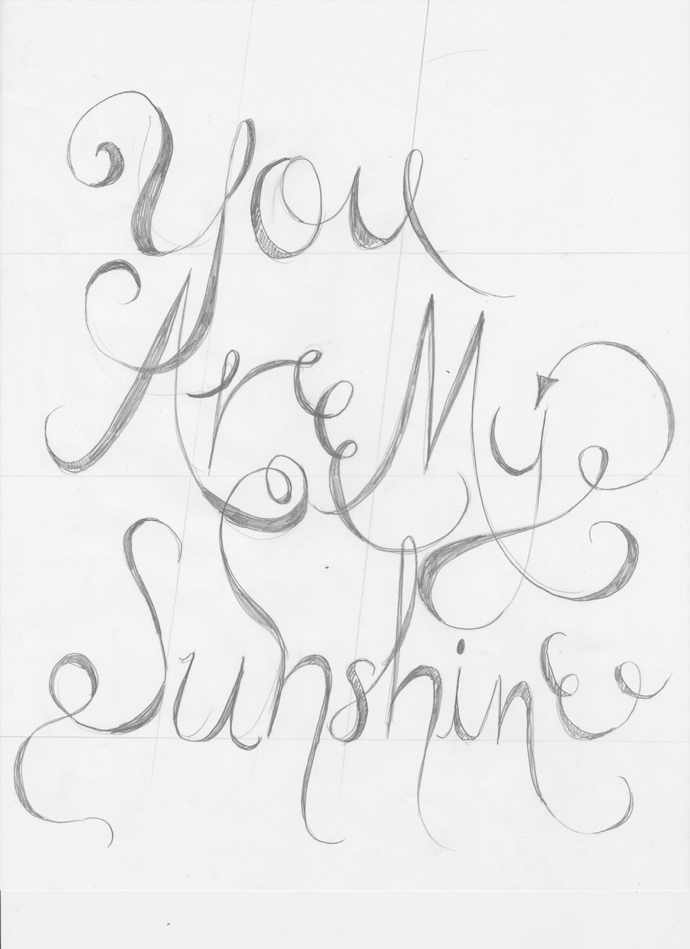 You are My Sunshine - image 1 - student project
