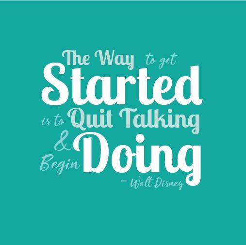 Start doing - image 2 - student project