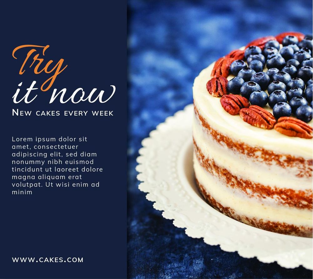 Cakes - image 1 - student project