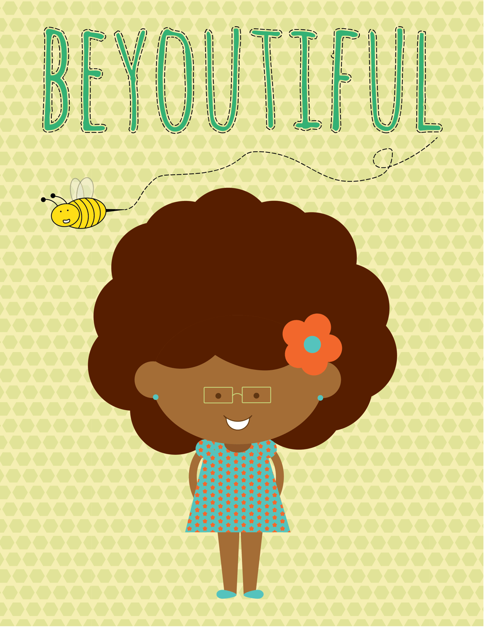 My BeYOUtiful Character - image 1 - student project