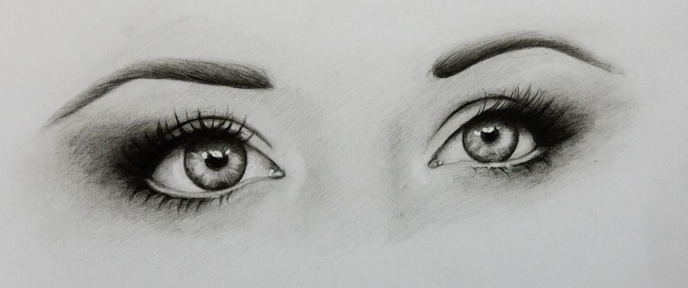 Realistic Eyes - image 2 - student project