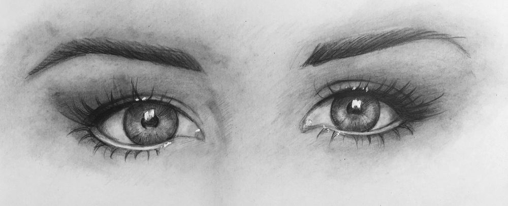 Realistic Eyes - image 1 - student project