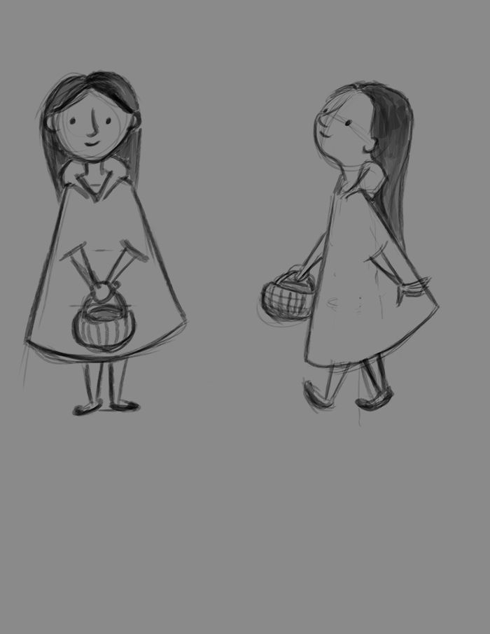 Little Red Riding Hood - image 3 - student project