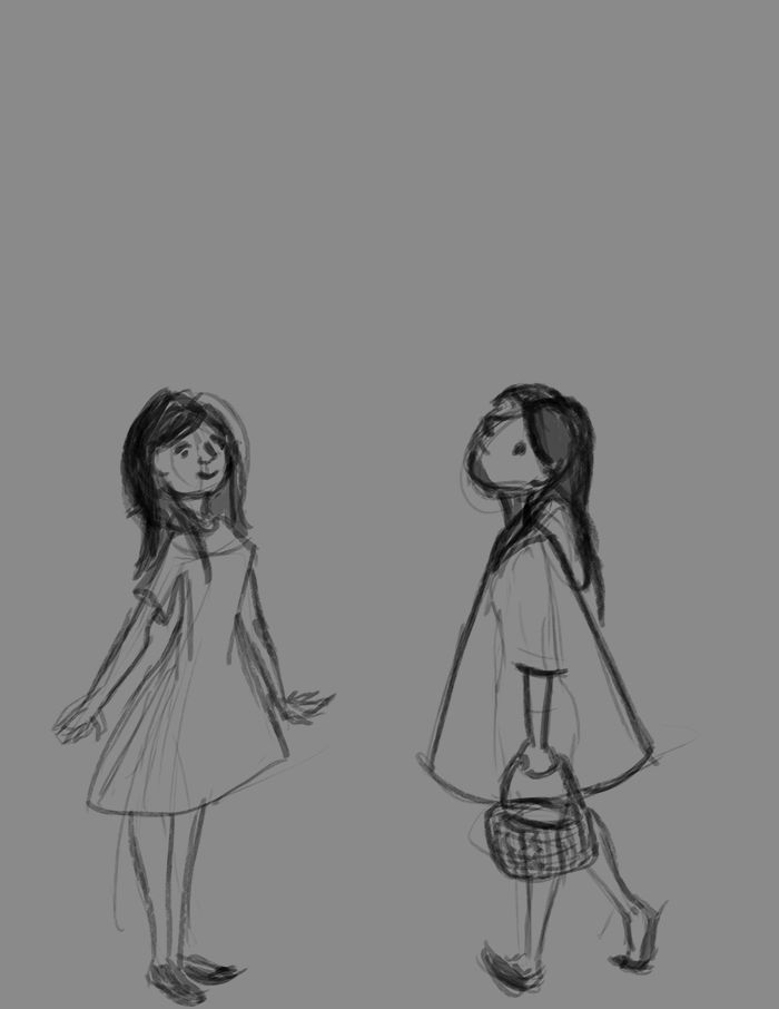 Little Red Riding Hood - image 1 - student project