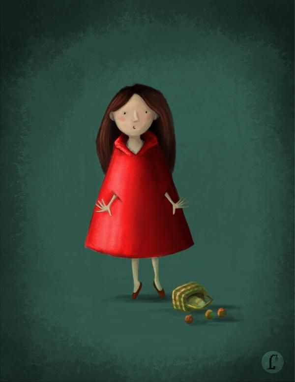 Little Red Riding Hood - image 9 - student project