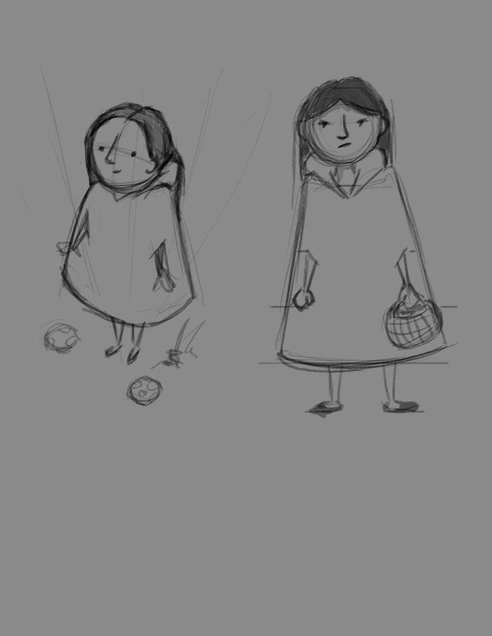 Little Red Riding Hood - image 6 - student project