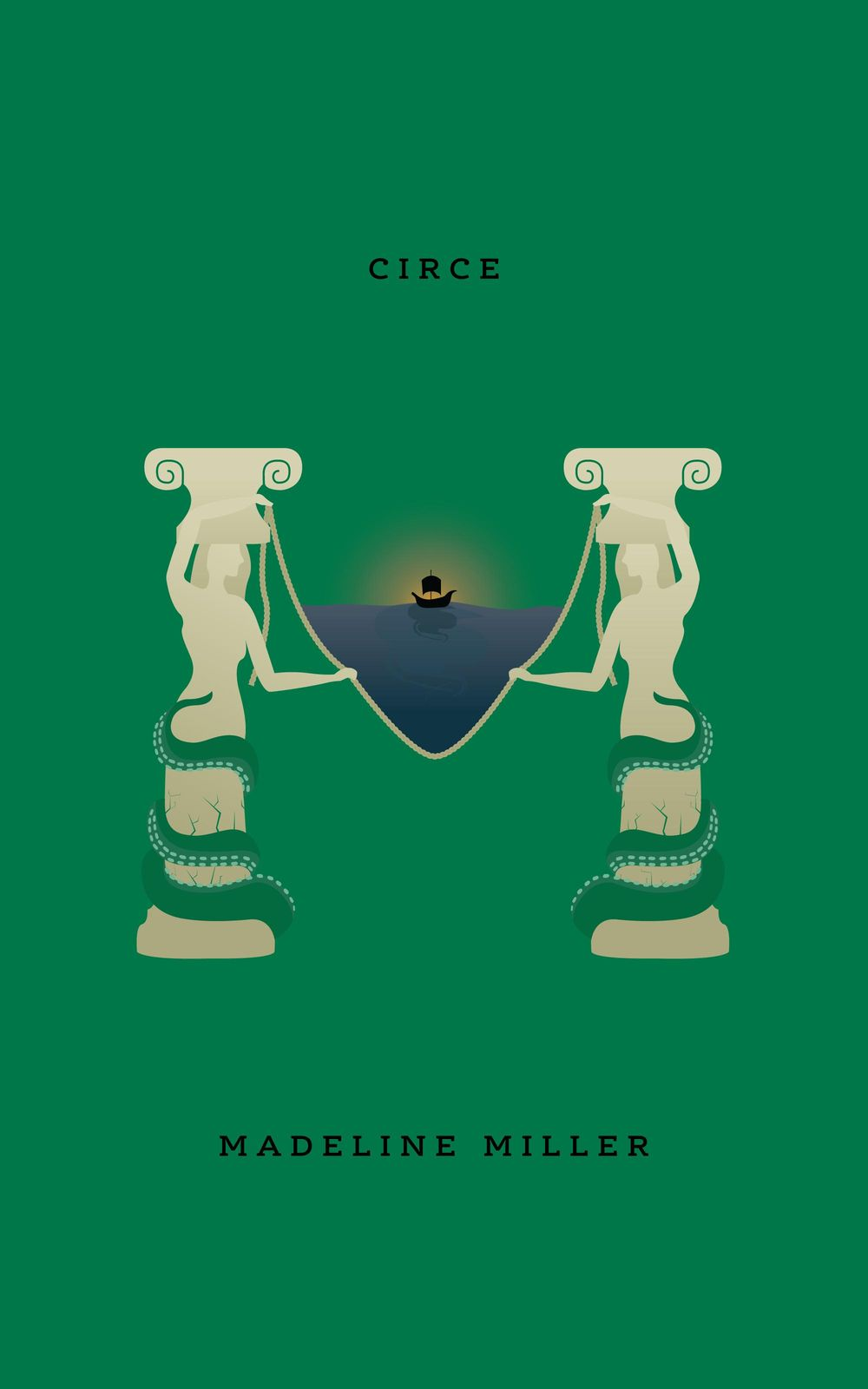 Circe by Madeline Miller - image 2 - student project