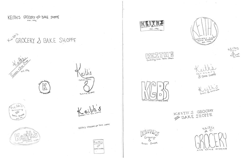 Logo Sketches - image 3 - student project