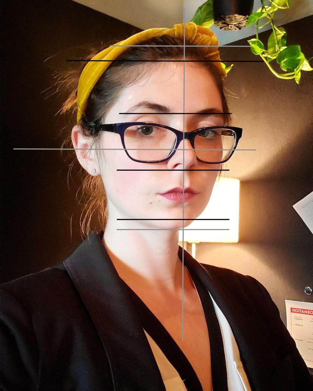 Self Portrait Attempts - image 5 - student project