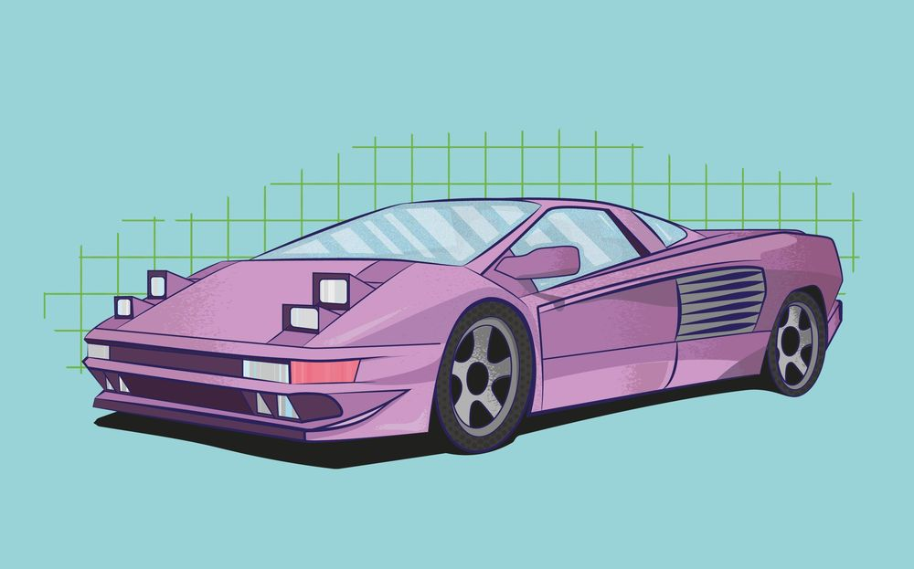 My Cizeta Moroder - image 1 - student project