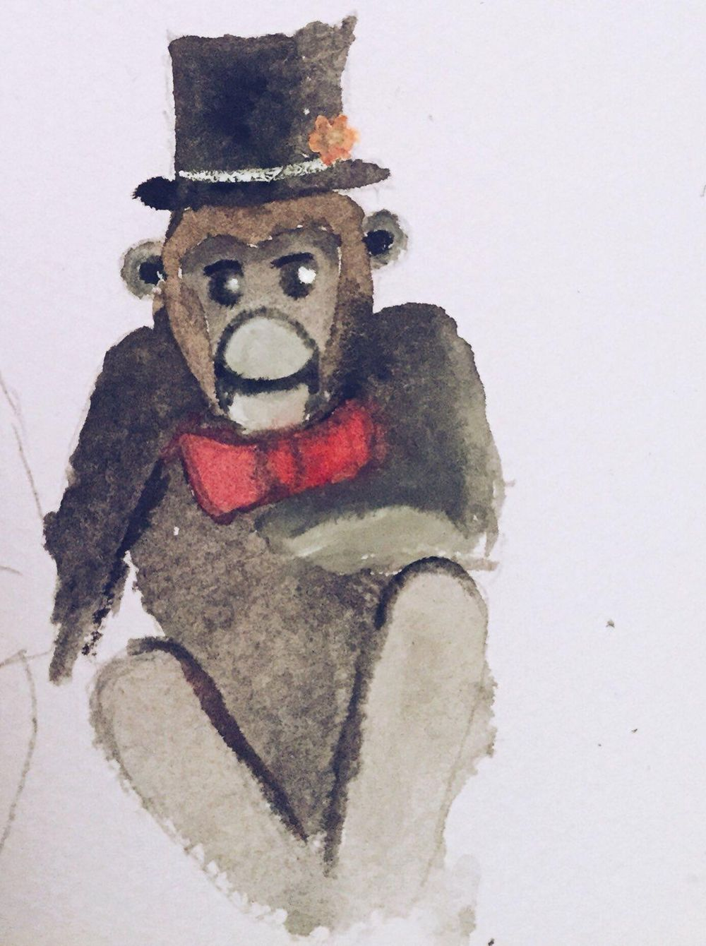 Fox and Chimp - image 1 - student project