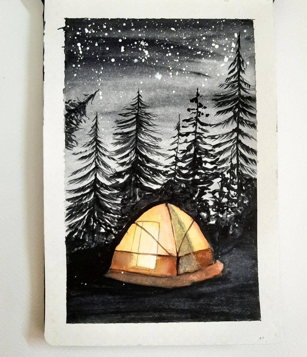 Pine tree magic.... - image 3 - student project