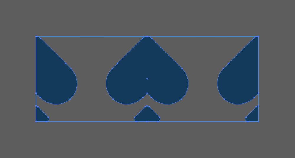 Playing Card Design Using Pattern Strokes - image 1 - student project