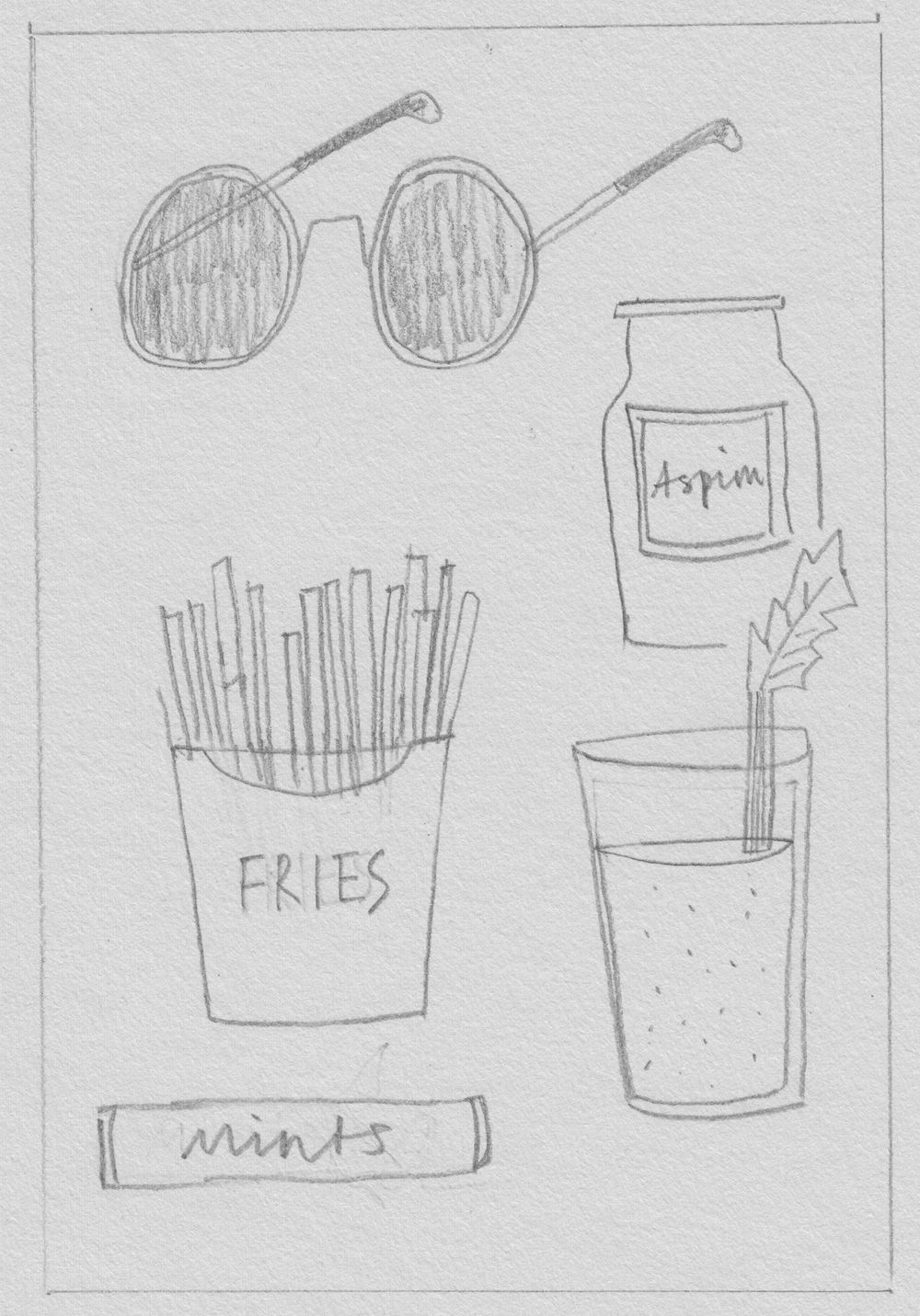 Tools for a Hangover - image 2 - student project