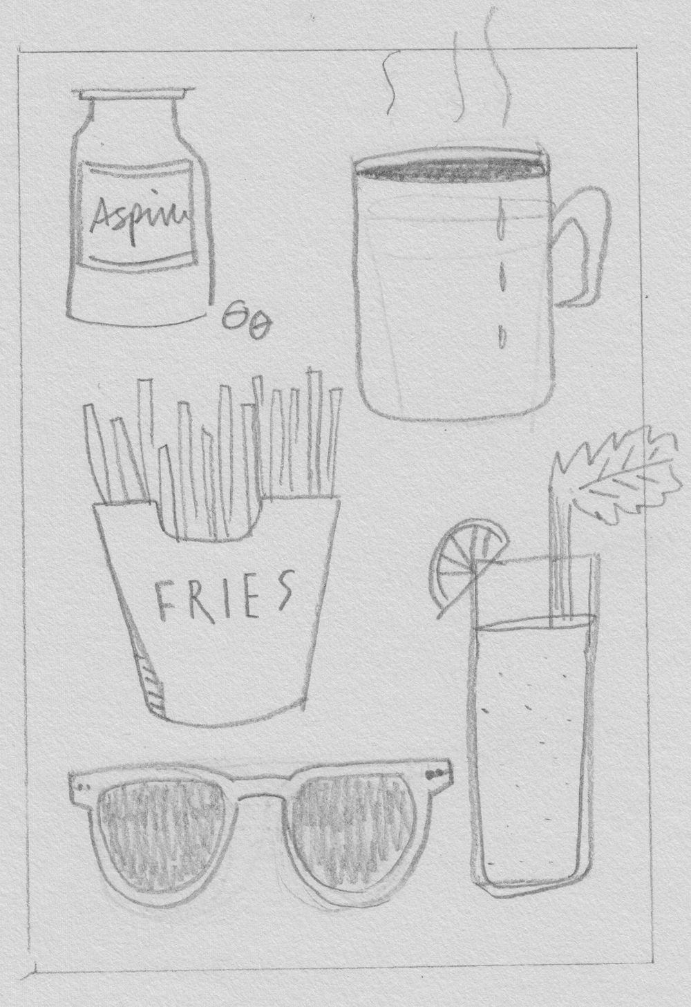 Tools for a Hangover - image 3 - student project