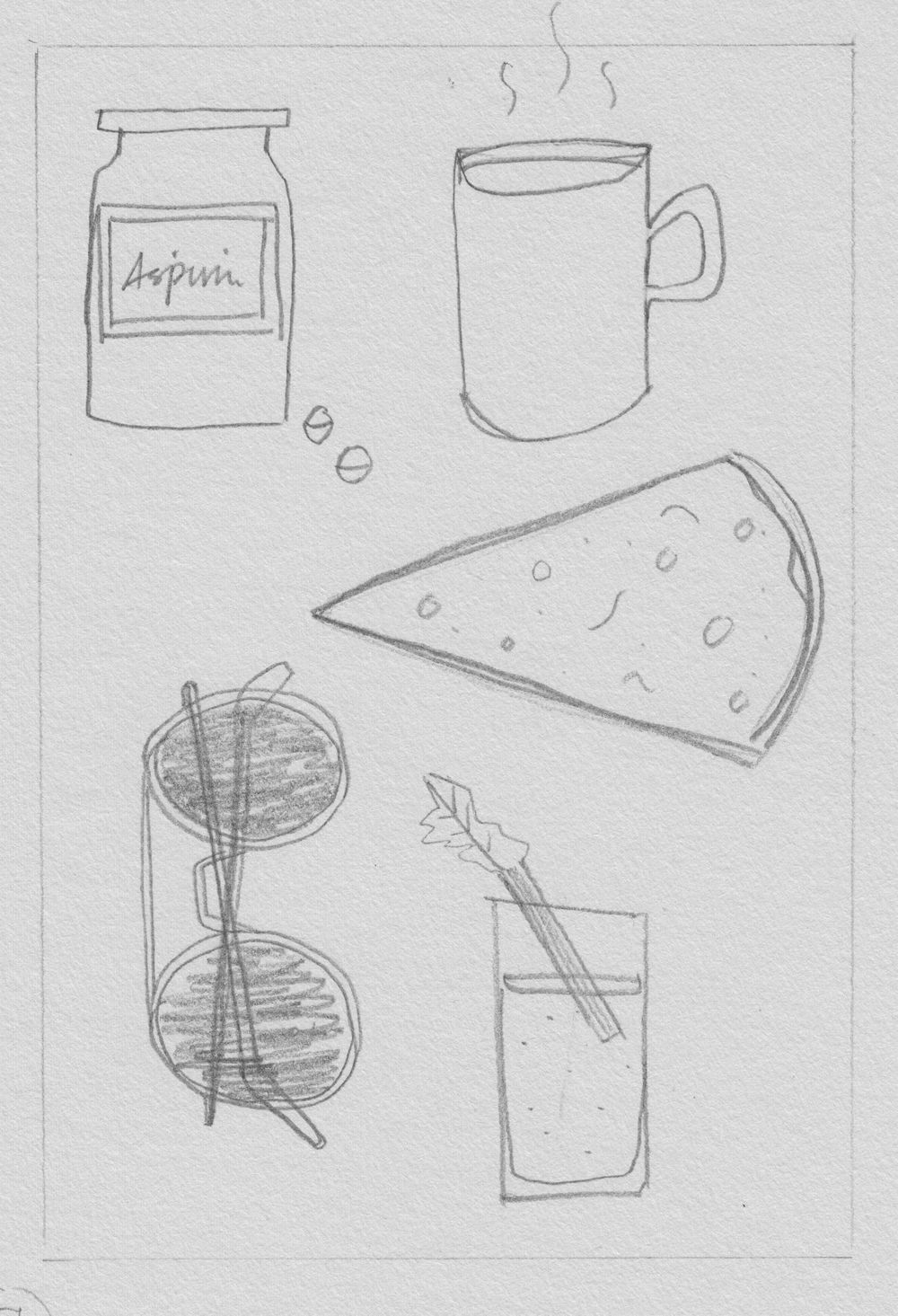 Tools for a Hangover - image 1 - student project