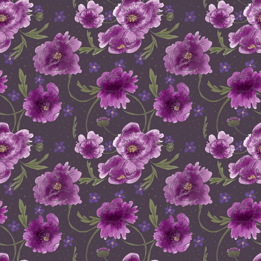 Peony & Violet - image 6 - student project