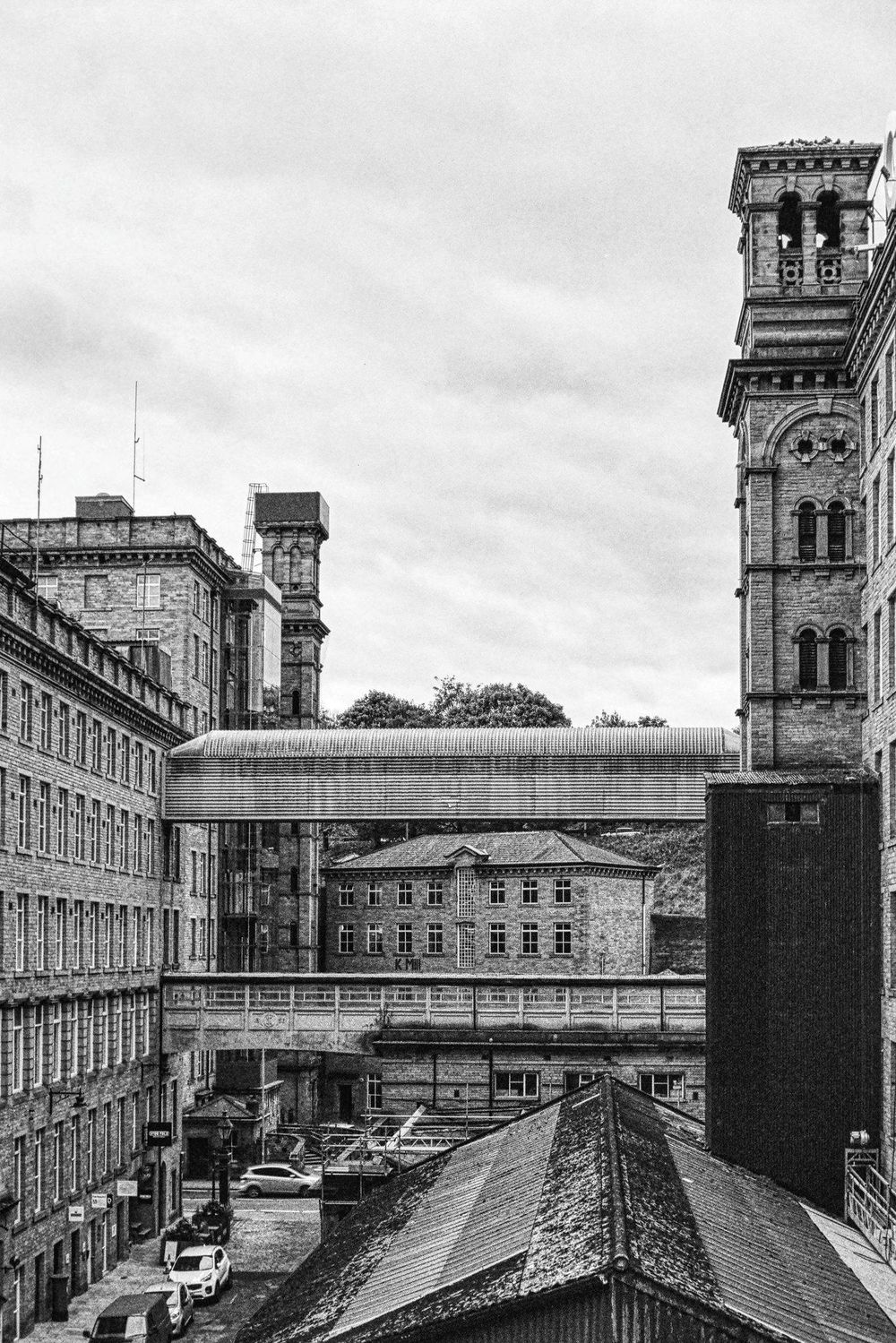 dean clough mill - image 3 - student project