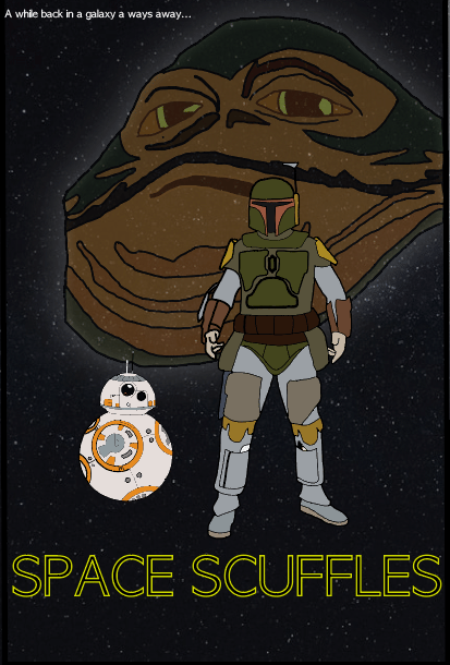 Bootleg Star Wars - image 1 - student project