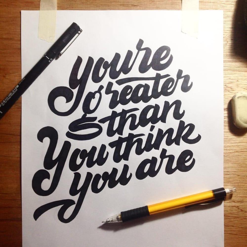 MAN Creatives - Graphic Designer / Letterer - image 5 - student project