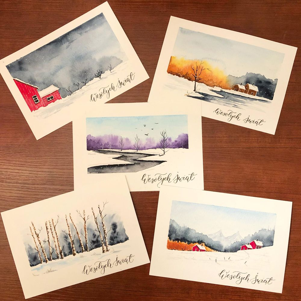 Christmas cards :-) - image 1 - student project