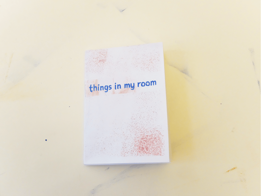 things in my room - image 1 - student project