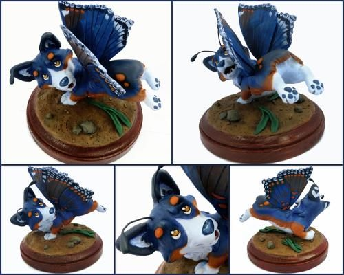 Butterfly Corgi - image 21 - student project