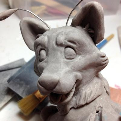 Butterfly Corgi - image 15 - student project