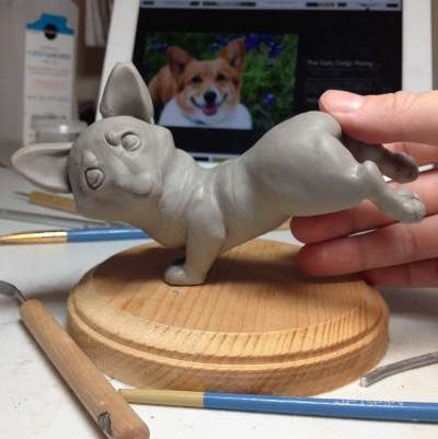 Butterfly Corgi - image 8 - student project