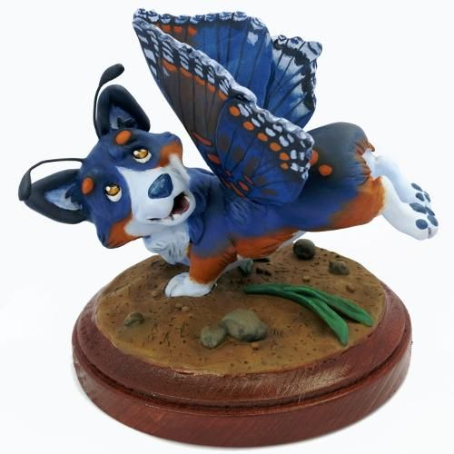 Butterfly Corgi - image 20 - student project