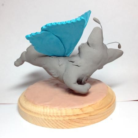 Butterfly Corgi - image 14 - student project