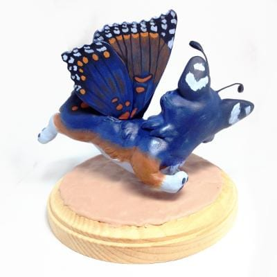 Butterfly Corgi - image 19 - student project