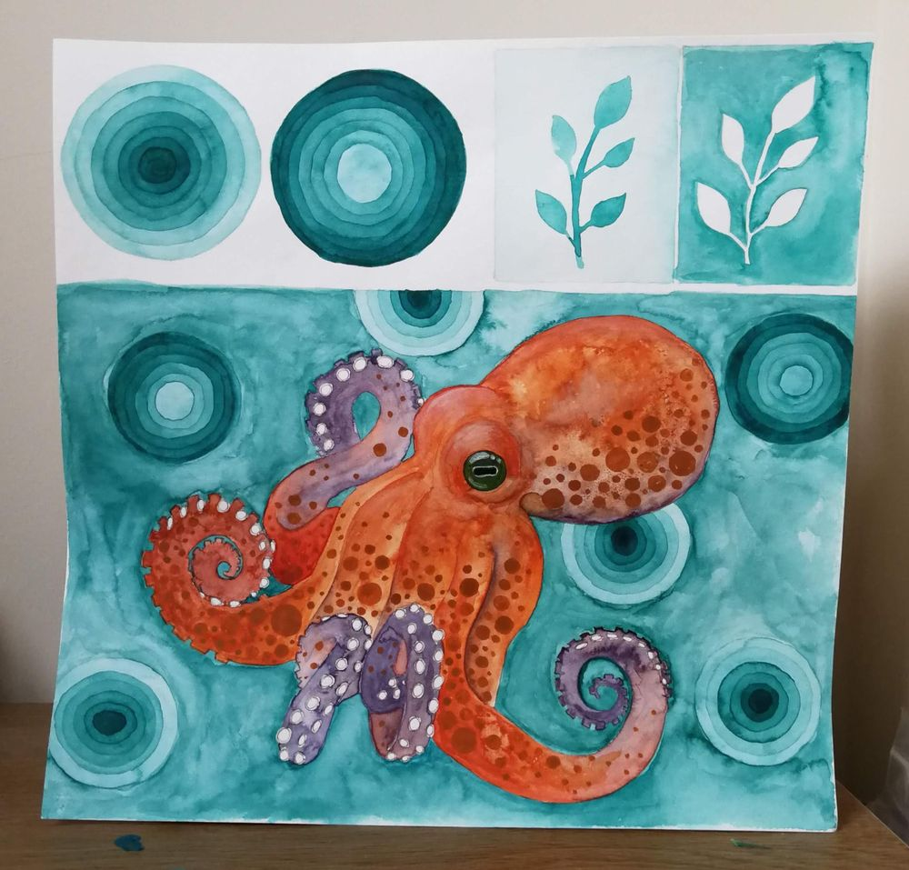 Octopus - image 2 - student project