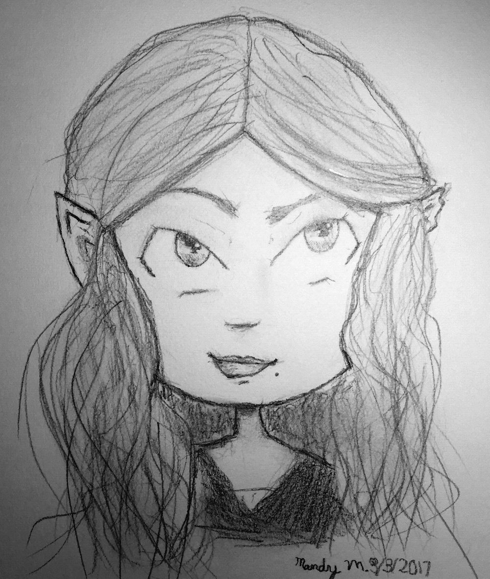 My Female Characters - image 2 - student project