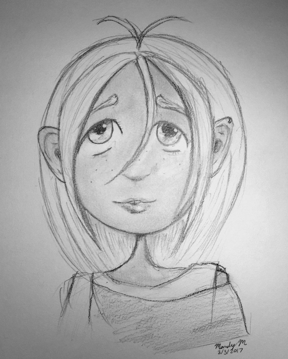 My Female Characters - image 1 - student project