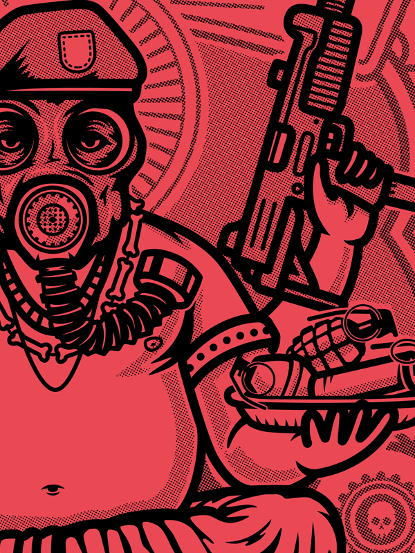 GunBoy Brand - image 3 - student project