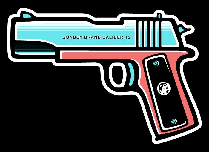 GunBoy Brand - image 17 - student project