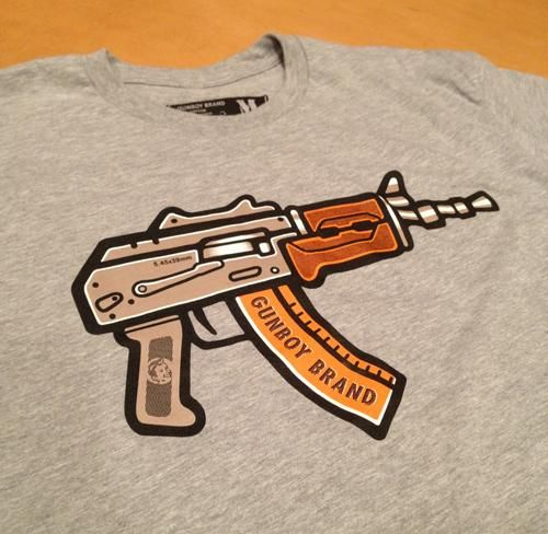 GunBoy Brand - image 11 - student project