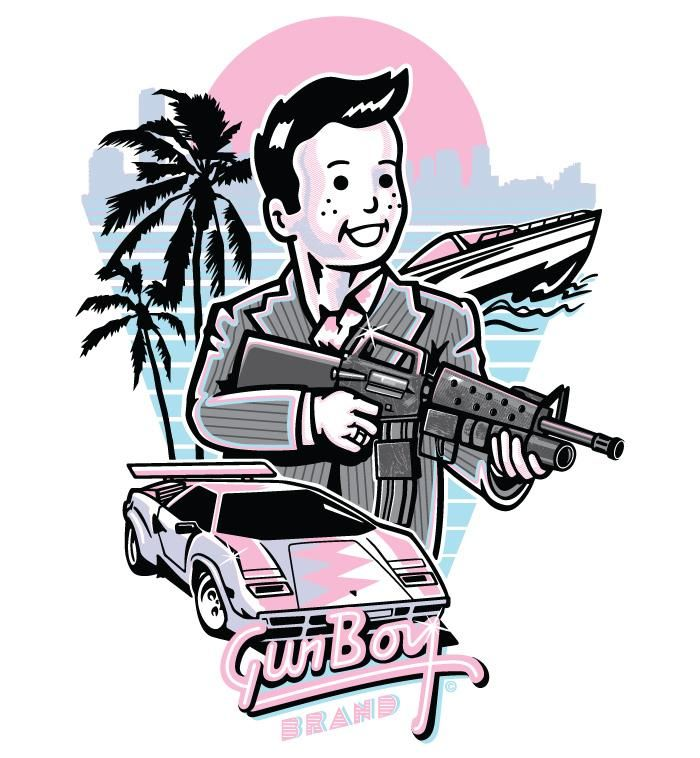 GunBoy Brand - image 19 - student project
