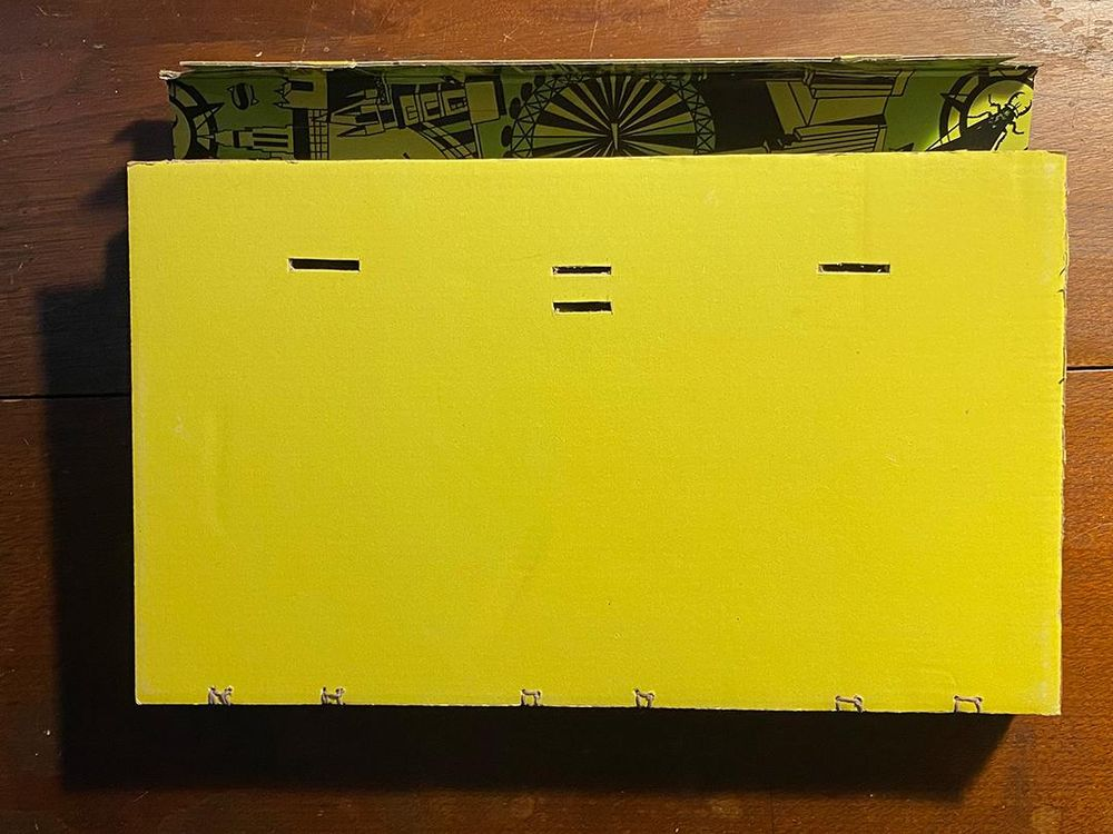 FLY LONDON Shoe Box Sketchbooks - image 2 - student project