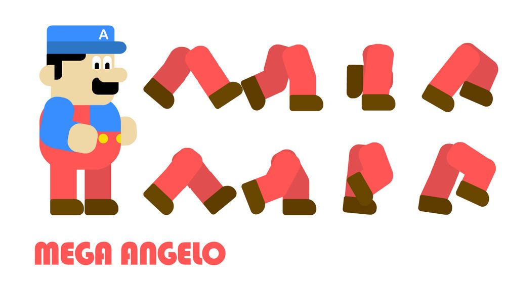 Mega Angelo (Example) - image 2 - student project