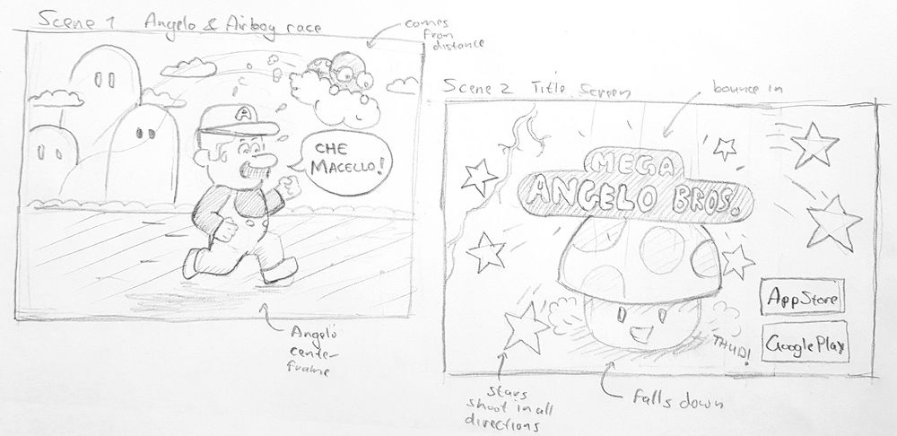 Mega Angelo (Example) - image 1 - student project