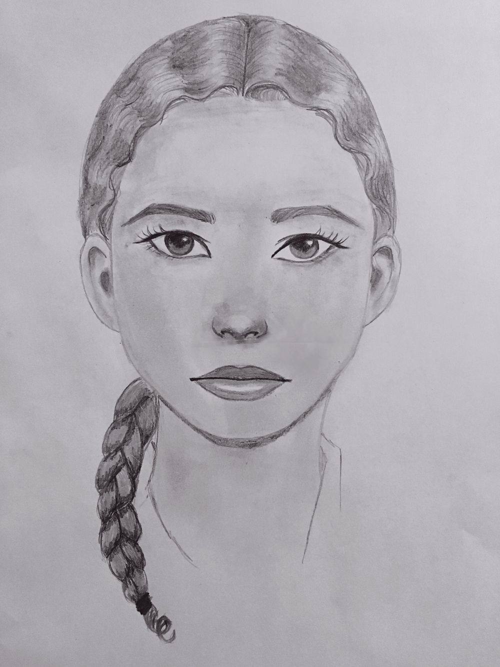 Female Character - image 1 - student project