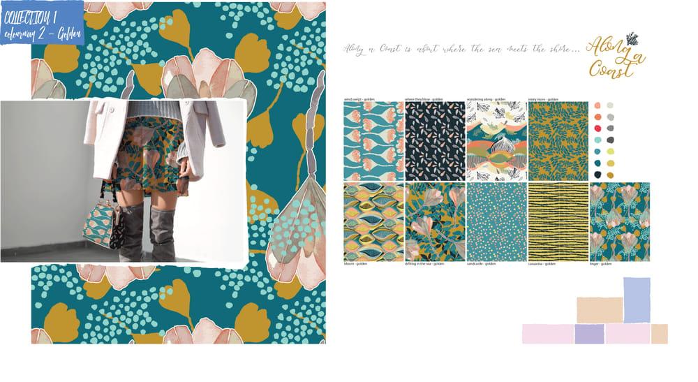 Design your Perfect Portfolio - image 2 - student project
