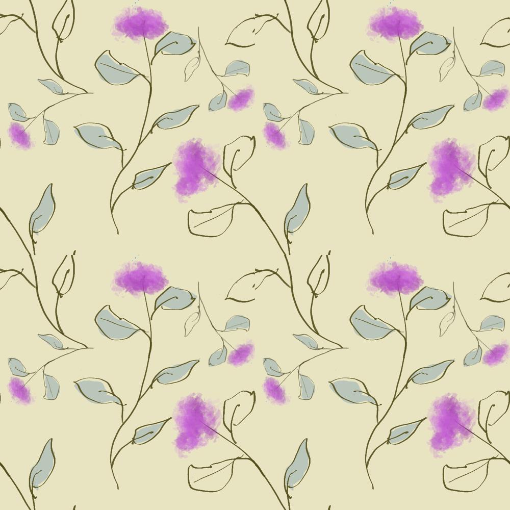 Pom Pom Flowers - image 1 - student project