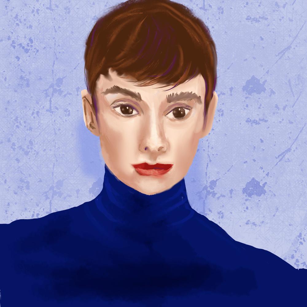 Portrait Attempt - image 1 - student project