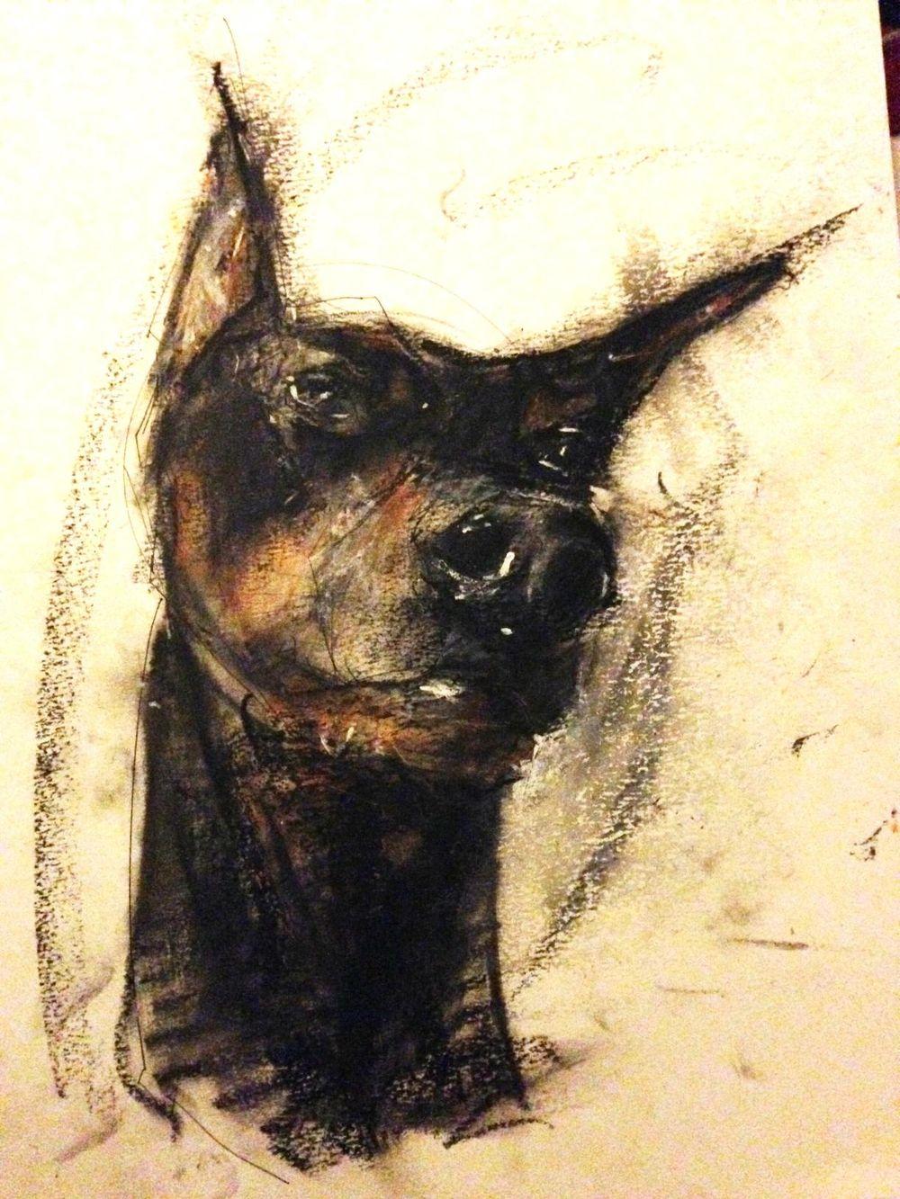 Dog Tattoo - image 1 - student project