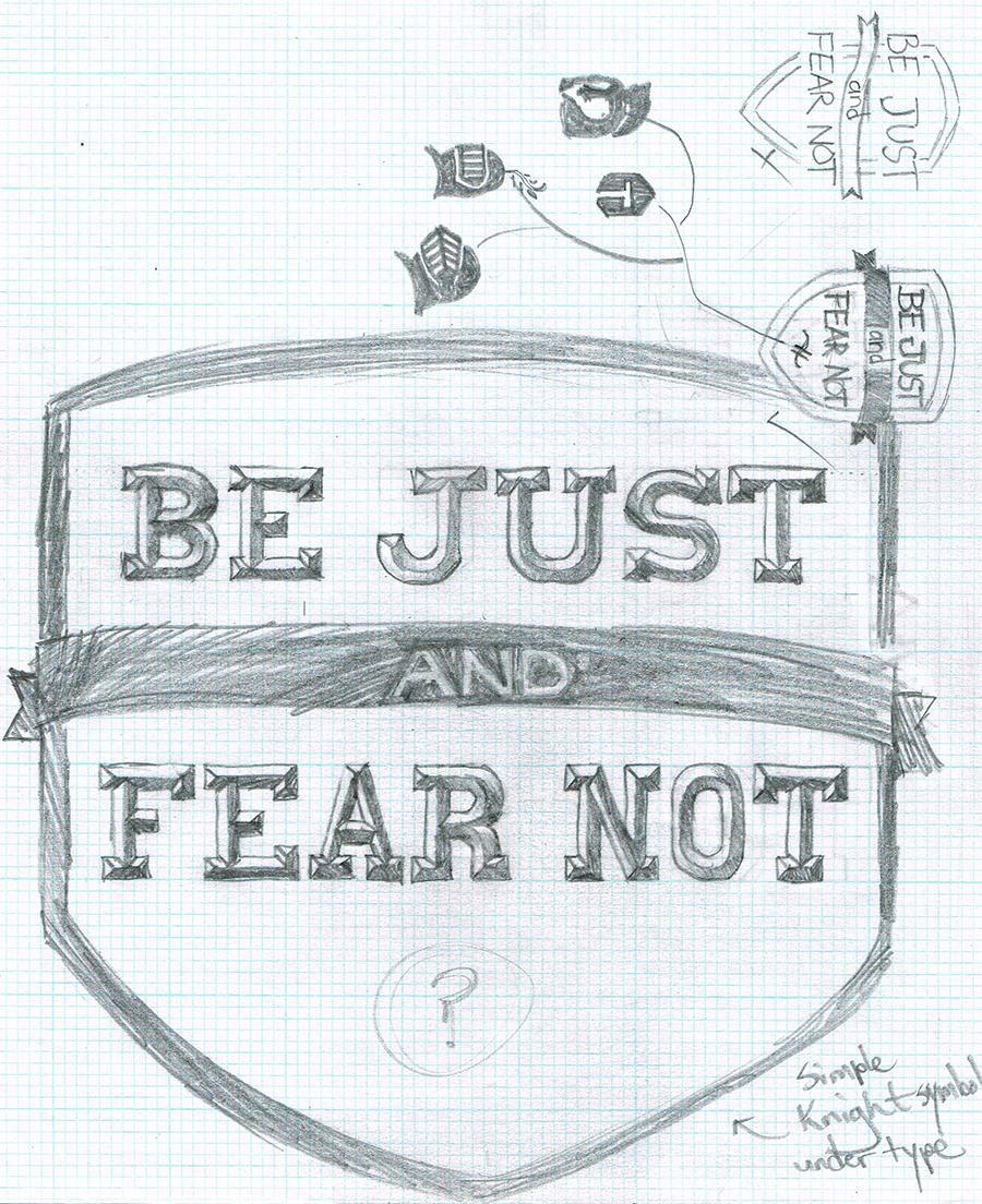 Be Just and Fear Not - image 1 - student project