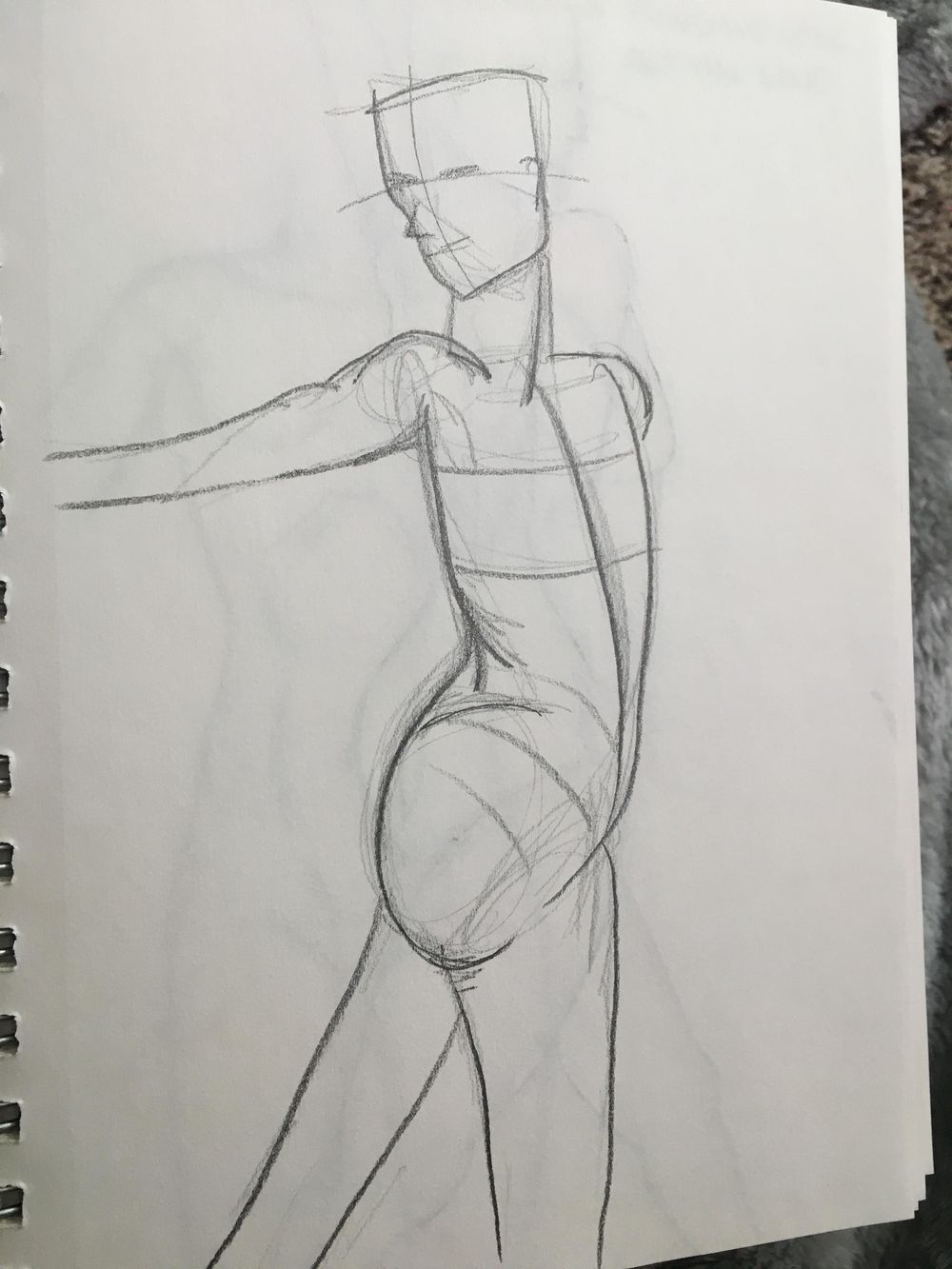Dynamic poses - image 5 - student project