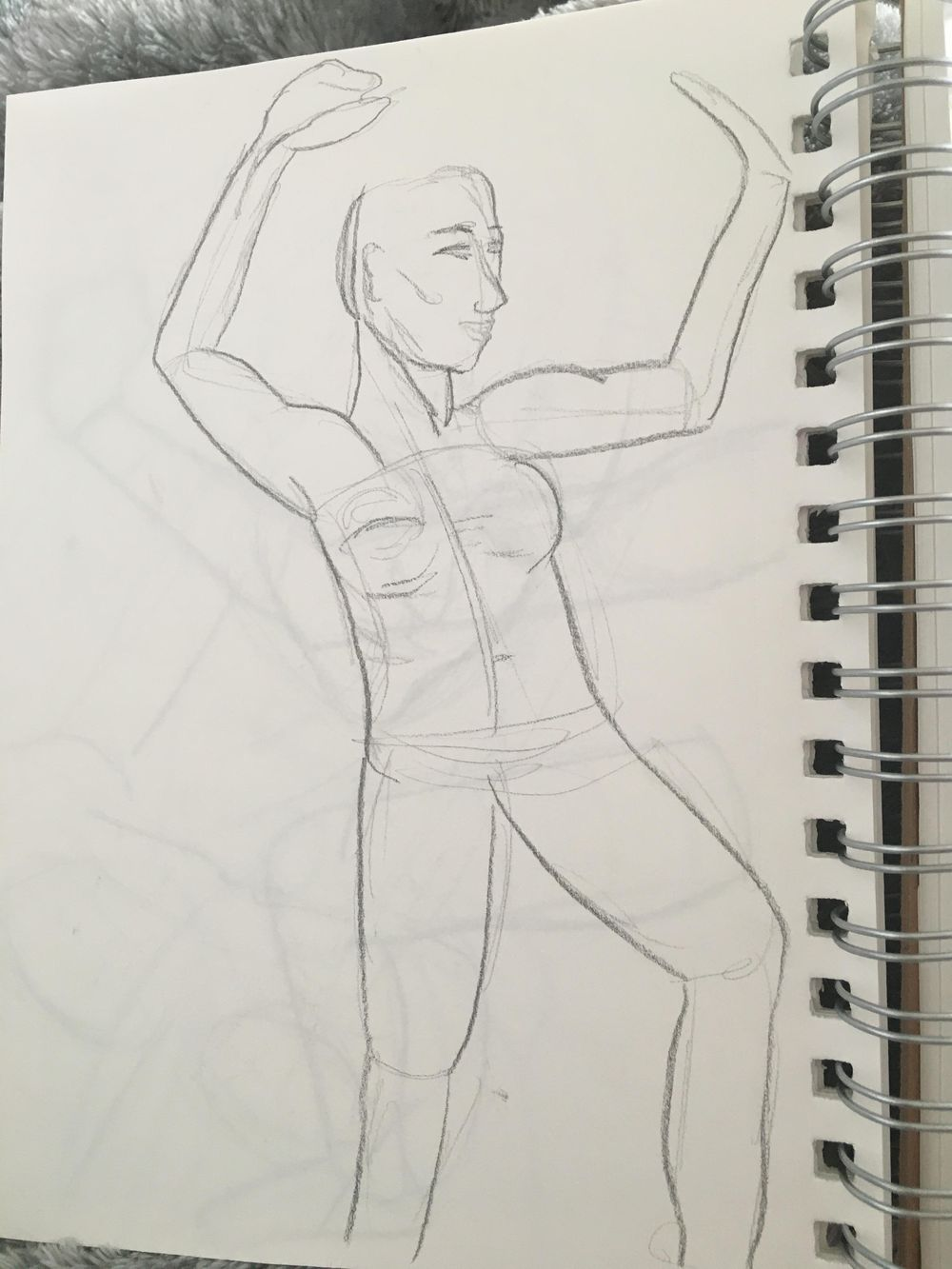 Figure Drawing 1 - image 1 - student project